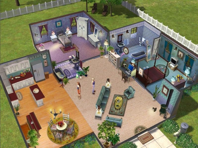 sims3 Trabajamos en el IES Manuel de Falla creando con los Sims 3 un Reality Show